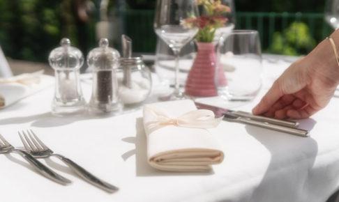テーブルナプキン