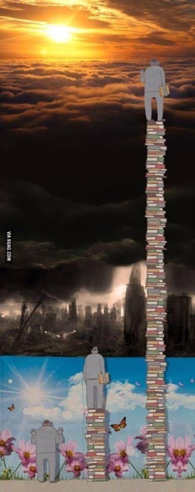 読書をした人の世界